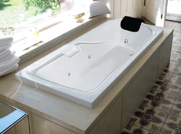 BRISTO Long Bathtub