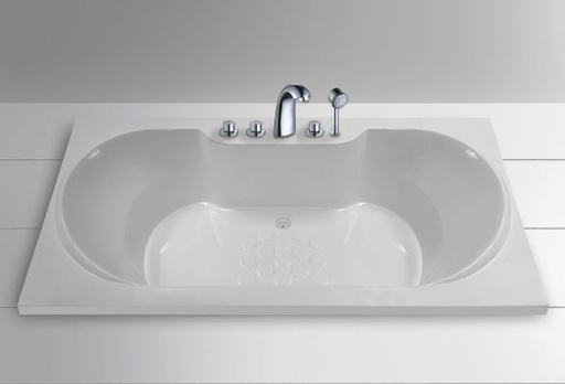 TRENTON Long Bathtub