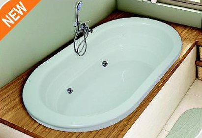 VIVO Long Bathtub