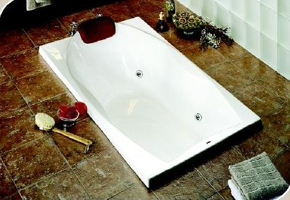 CLIO Long Bathtub