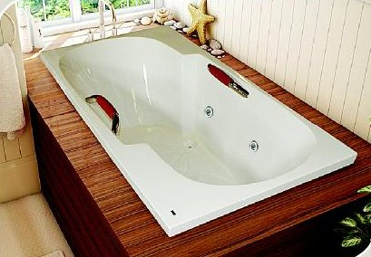 WISDOM Long Bathtub