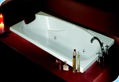 FUSION Long Bathtub