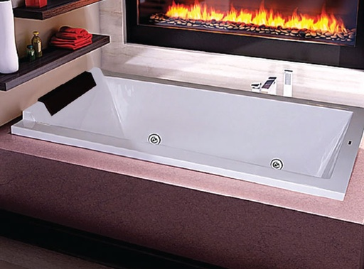 SMART 135 Long Bathtub