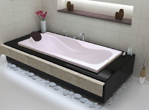 MAINSTREAM Long Bathtub