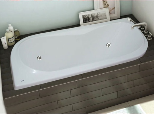 INFINITY Long Bathtub